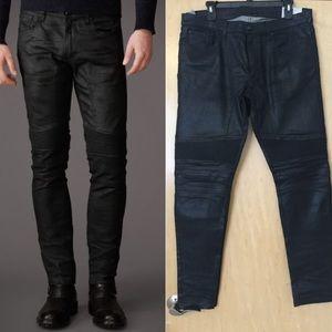 Belstaff Men's Black Eastham Slim Fit Pants